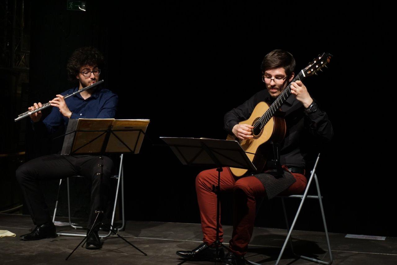 duo con spirito photo from recordings