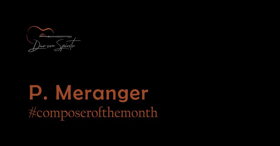 p. meranger french composer