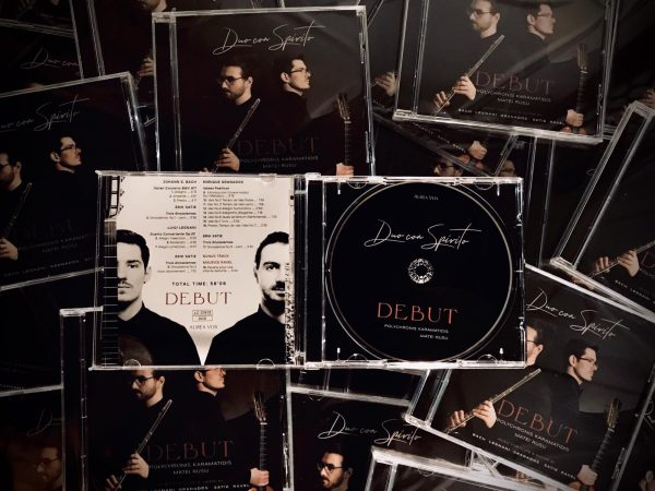 duo con spirito album debut