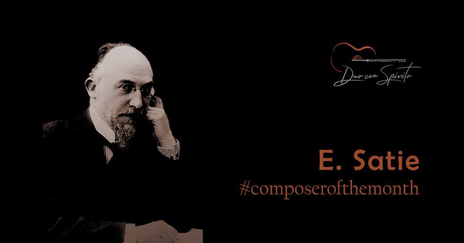 erik satie french composer